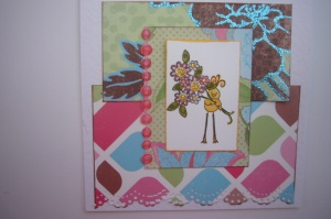 Linda's card (free inspiration)