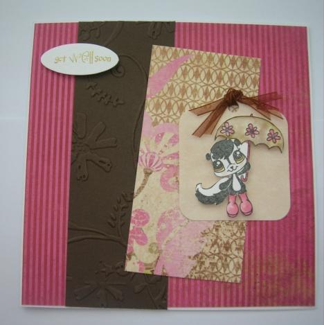 Jill's card