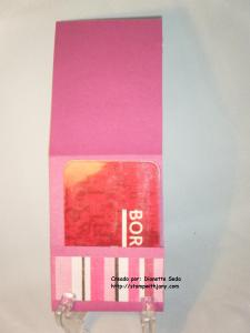 Gift Card Holder (abierto)