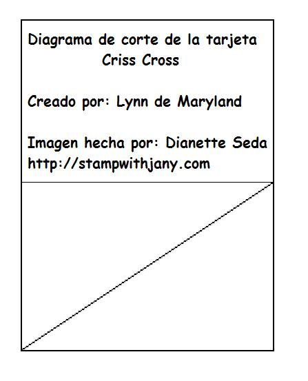 diagrama criss cross