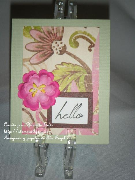 Tarjetas (Gift Card Holder)